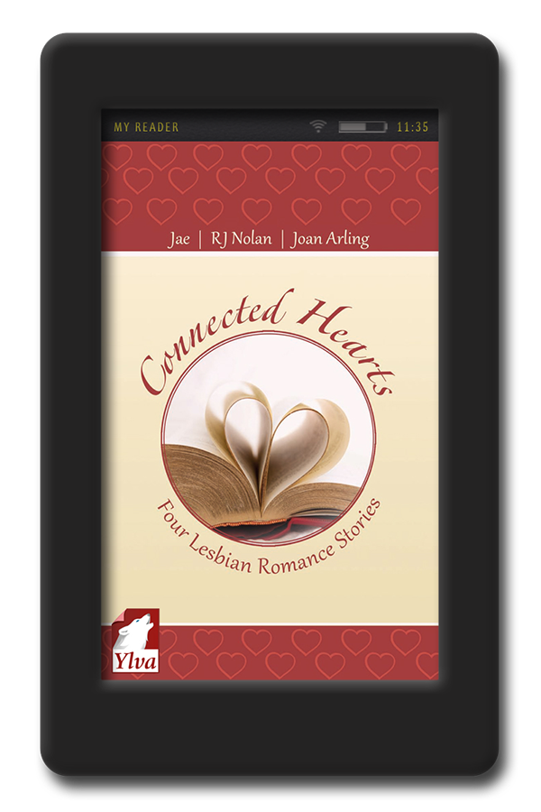 Connected Hearts – Four Lesbian Romance Stories