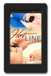 Hot Line - Romanzo by Alison Grey