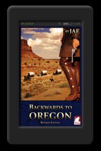 Backwards to Oregon by Jae