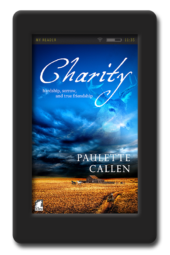 Cover of the historical novel Charity by Paulette Callen