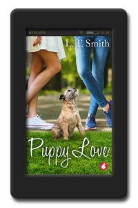Puppy Love by L.T. Smith