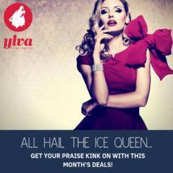 Ice Queen Ylva August 2019