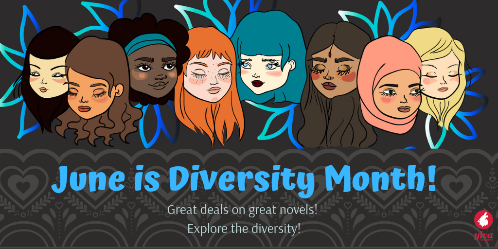 Diversity Month - June 2019 - Ylva Publishing