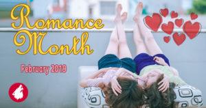 Romance Month 2019 Ylva Publishing