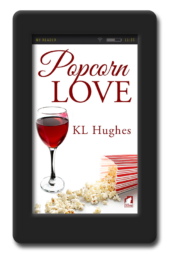 Popcorn Love by KL Hughes