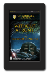 Without a Front - The Warrior's  Challenge by Fletcher DeLancey