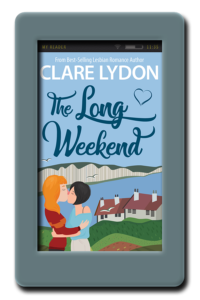 The Long Weekend by Clare Lydon