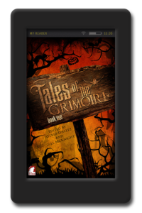 Tales of the Grimoire Book One - Halloween Anthology 2015