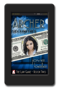 The Law Game Archer Securities by Jove Belle
