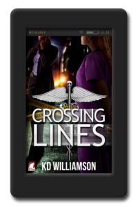 Crossing Lines by KD Williamson