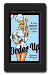 Order Up - A Menue of Lesbian Romance and Erotica - 2016
