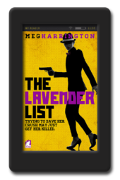 The Lavender List by Meg Harrington