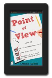 Cover of the writer's guide Point of View by Sandra Gerth