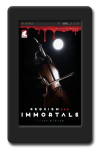 The Law Game Requiem for Immortals by Lee Winter