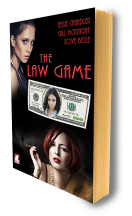 THE LAW GAME 3d bookcover