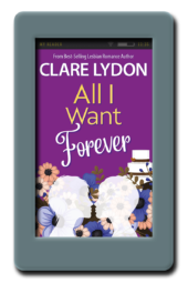 All I Want for Forever by Clare Lydon