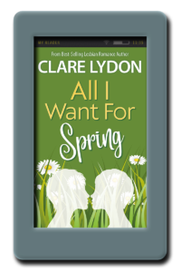 All I Want for Spring by Clare Lydon
