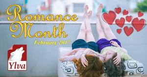 Romance Month at Ylva
