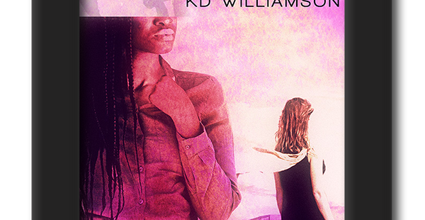 Cover of th lesbian fiction Pink by KD Williamson