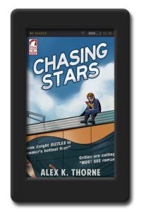 Chasing Stars Book Cover