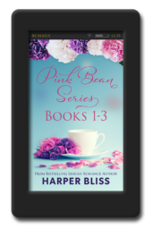 Pink Bean Series 1-3 by Harper Bliss