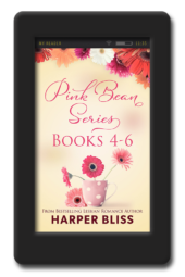 Pink Bean Series 4-6 by Harper Bliss