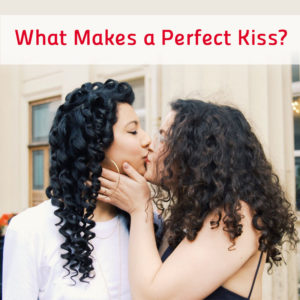 perfect kiss lesbian fiction