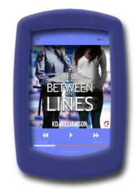 Between the Lines by KD Willaimson - Audiobook