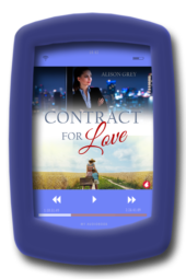 Contract for Love by Alison Grey - Audiobook
