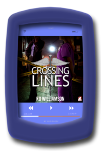 Crossing Lines by KD Willaimson - Audiobook