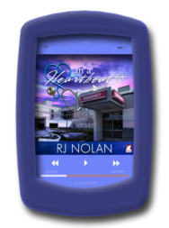 In a Heartbeat (audiobook) by RJ Nolan