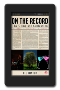 On The Record series by Lee Winter
