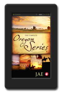 The Complete Oregon Series by Jae