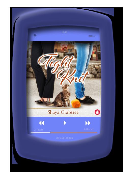 Tight Knit Audiobook By Shaya Crabtree Ylva Publishing