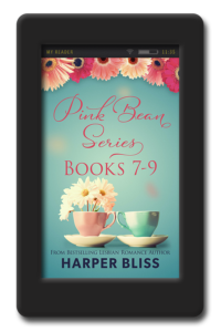 Pink Bean Series 7-9 by Harper Bliss