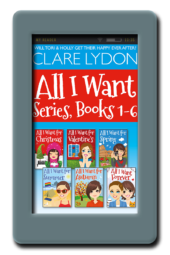 All I Want Series: Books 1-6 by Clare Lydon