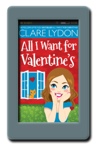 All I Want for Valentines by Clare Lydon
