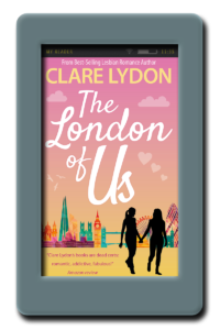 The London of Us by Clare Lydon