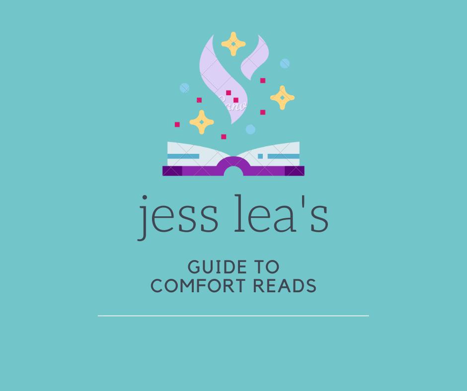 jess lea's favorite comfort reads