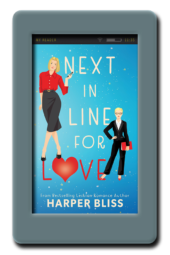 Next in Line for Love by Harper Bliss