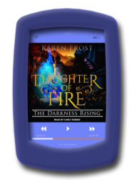 audio_Daughter-of-Fire-The-Darkness-Rising-by-Karen-Frost