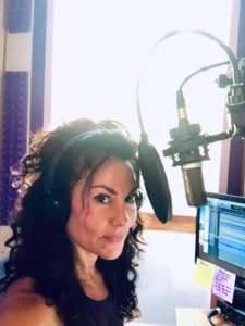 Picture of lesbian romance audiobook narrator Abby Carmen