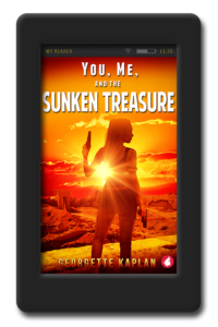 Cover of You, Me, and the Sunken Treasure. The danger couldn't be higher in this final chapter in The Cushing–Nevada Chronicles, with kick-ass lesbians fighting for their lives and each other