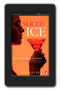 Sliced Ice by Lee Winter