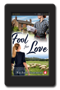 cover of the lesbian work place romance Fool for Love by Rachael Sommers
