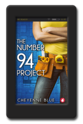 The Number 94 Project by Cheyenne Blue