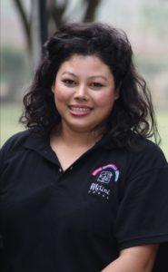 Picture of Sarita K.C., the Executive Director of Mitini Nepal